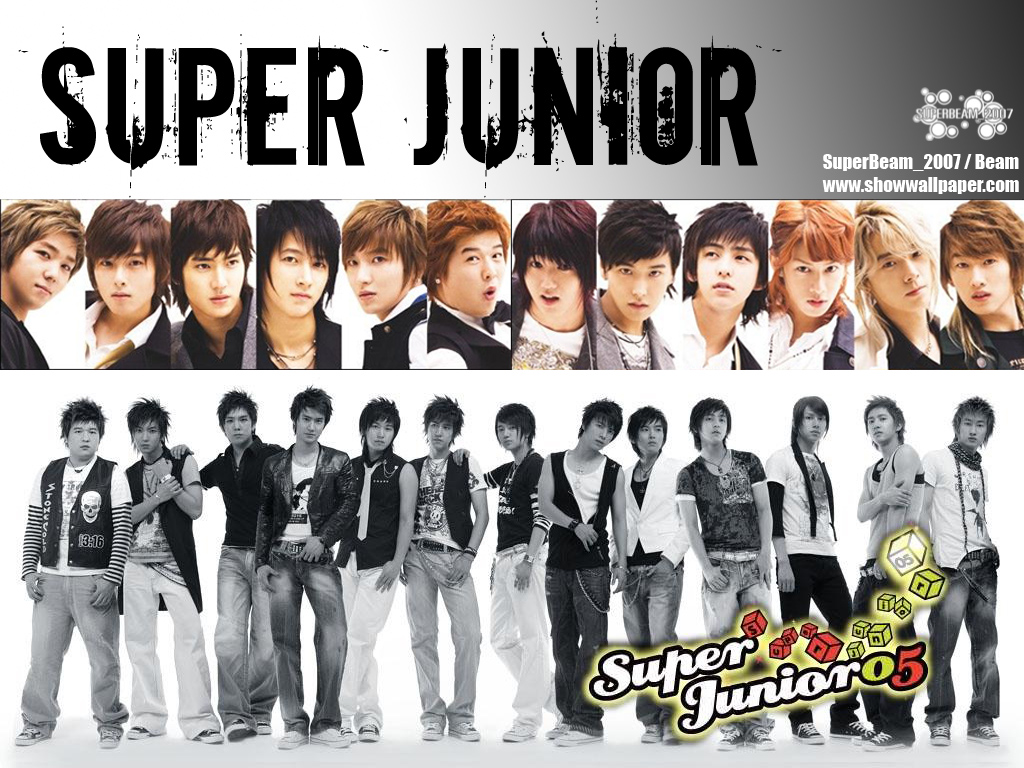Boy Band Super Junior