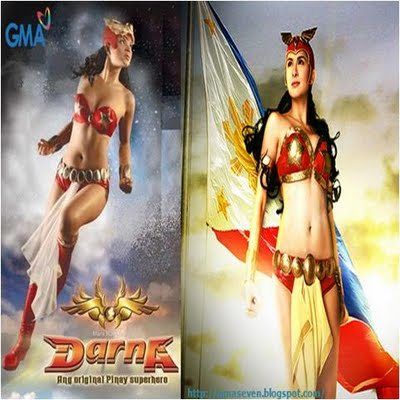 DARNA ANGEL LOCSIN VS MARIAN RIVERA NARDA