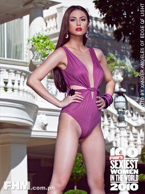 From Sam Pinto On FHM Sexiest Women in the World 2013 [6th Update