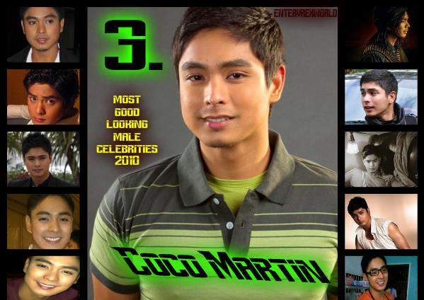 coco martin most good looking 3rd