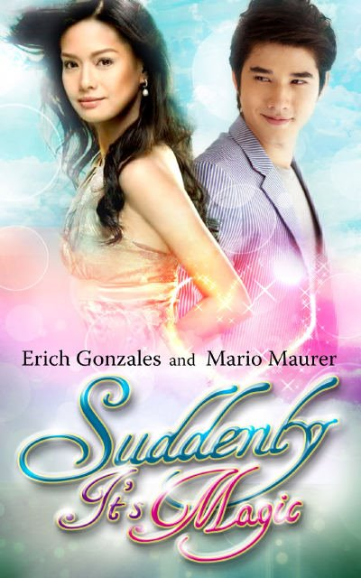 movie under Star Cinema with Erich Gonzales. He wants the movie to be