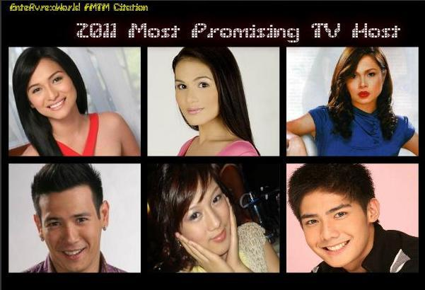 most promising tv host 2011 entervrexworld FMTM