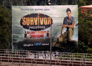 tattoo fonts calligraphy: Survivor Philippines Celebrity ...