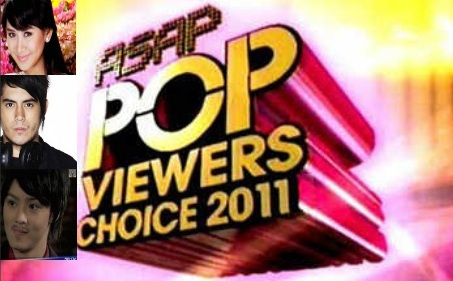 ASAP POP CHOICE 2011 WINERS