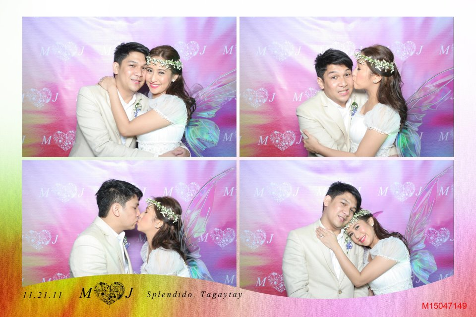 Jolina Magdangal And Mark Escuetas Wedding Photos
