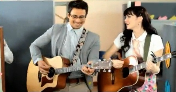 marie digby and sam milby your love