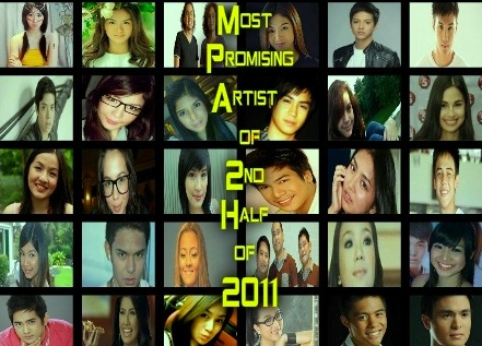 most promising artist 2nd half of 2011