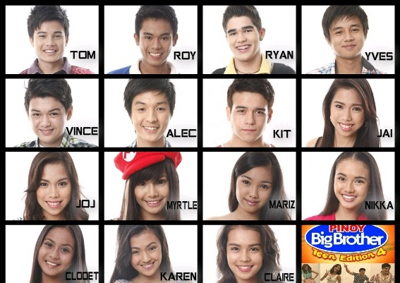 pbb teen edition 4 official female housemates pic