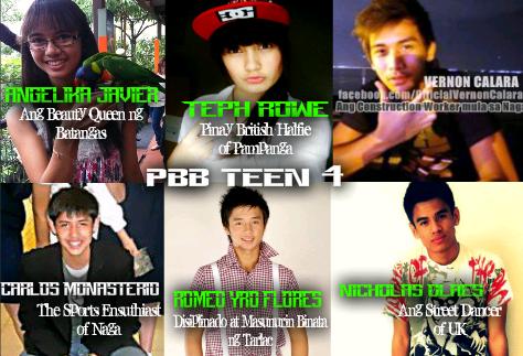 pbb teen edition 4 possible housemates