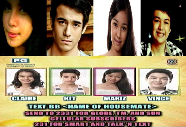PBB Teen EDITION fIRST nOMINATION
