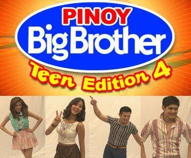 Pinoy Big Brother Teen Edition 4