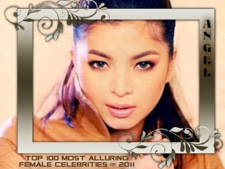 100 MOST ALLURING FEMALE CELEBS 2011 ANGEL LOCSIN