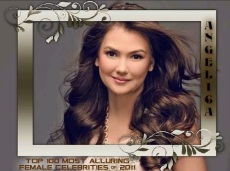 100 MOST ALLURING FEMALE CELEBS 2011 ANGELICA PANGANIBAN