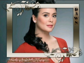 100 MOST ALLURING FEMALE CELEBS 2011 DAWN ZULUETA