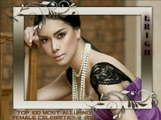 100 MOST ALLURING FEMALE CELEBS 2011 ERICH GONZALES