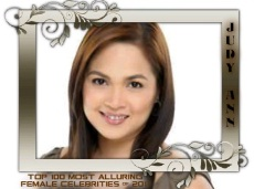 100 MOST ALLURING FEMALE CELEBS 2011 JUDY ANN SANTOS