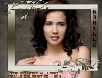 100 MOST ALLURING FEMALE CELEBS 2011 KARYLLE