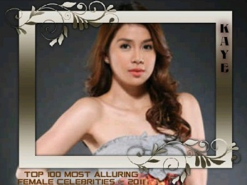 100 MOST ALLURING FEMALE CELEBS 2011 KAYE ABAD