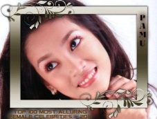 100 MOST ALLURING FEMALE CELEBS 2011 PAMU PAMORADA
