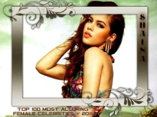 100 MOST ALLURING FEMALE CELEBS 2011 SHAINA MAGDAYAO