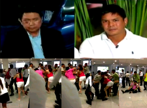 claudine raymart vs mon tulfo in naia 2