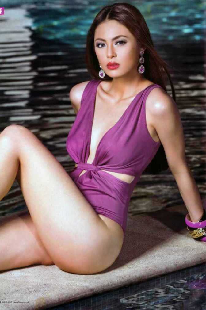 Sam Pinto Takes Over Latest Partial Results of FHM Sexiest Women in the World 2013 Against Marian Rivera and Angel Locsin [5th Update]