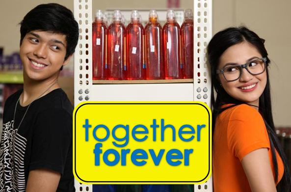 Togetherforevertitlecard