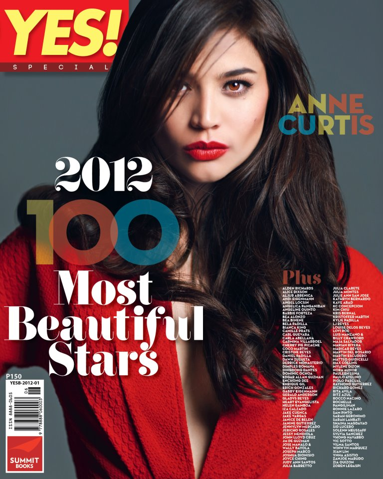 ANNECurtis yes  magazine most beautiful