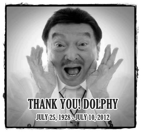dolphy dead at  83