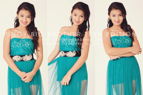 karen  reyes  3rd big placer