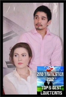 "Carmina Villaroel and James Blanco ""Lorenzo's Time"""