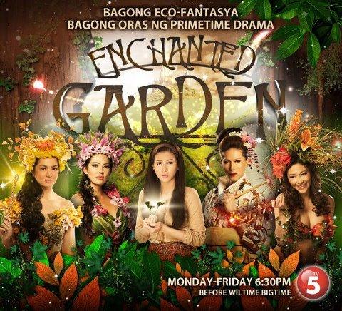 enchanted  garden 1