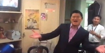 abs-cbn newscasters julius babao I Want it that way
