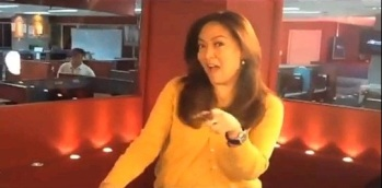 abs-cbn newscasters karen davila I Want it that way