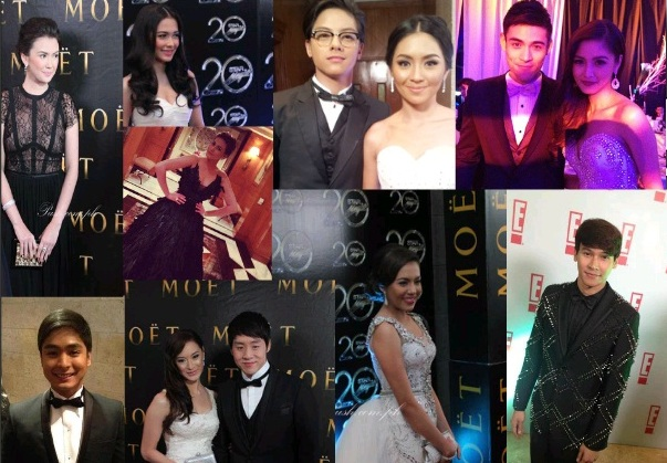 star magic ball 2012 winners