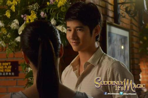 SUDDENLY ITS MAGIC BEHIND THE SCENES MARIO MAURER2
