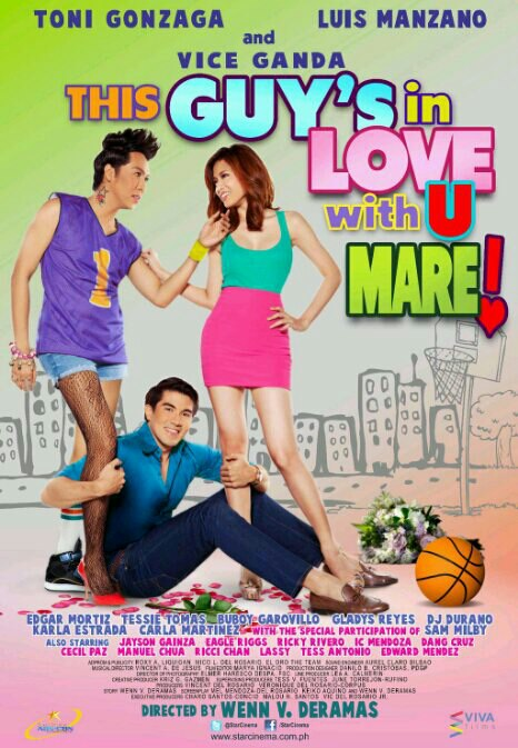 this guys inlove with you mare poster