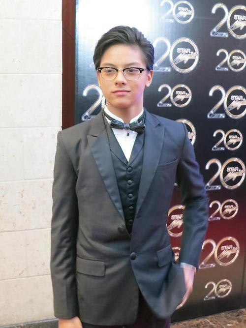 ZMM star magic ball 2012 daniel padilla