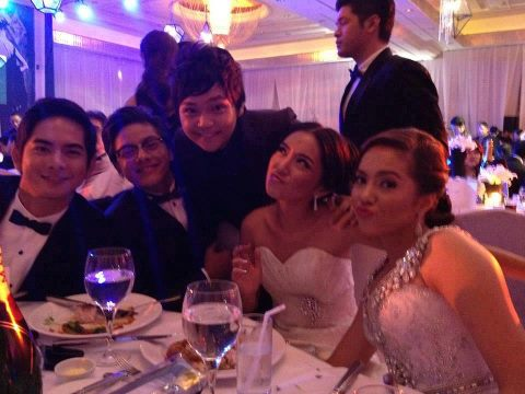 ZMM star magic ball 2012 GU CAST