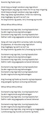 abs-cbn christmas station2012 lyrics