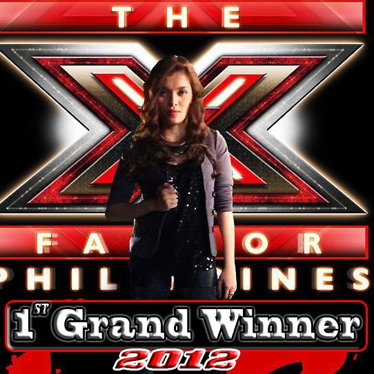 kz tandingan x factor philippines 1st grand winner