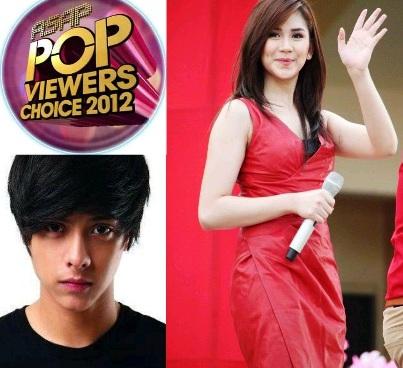 asap pop viewers choice 2012 WINNERS 2