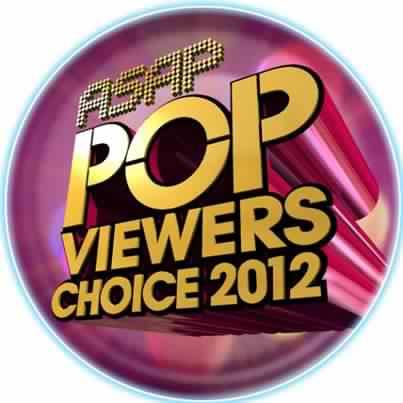 asap pop viewers choice 2012 WINNERS