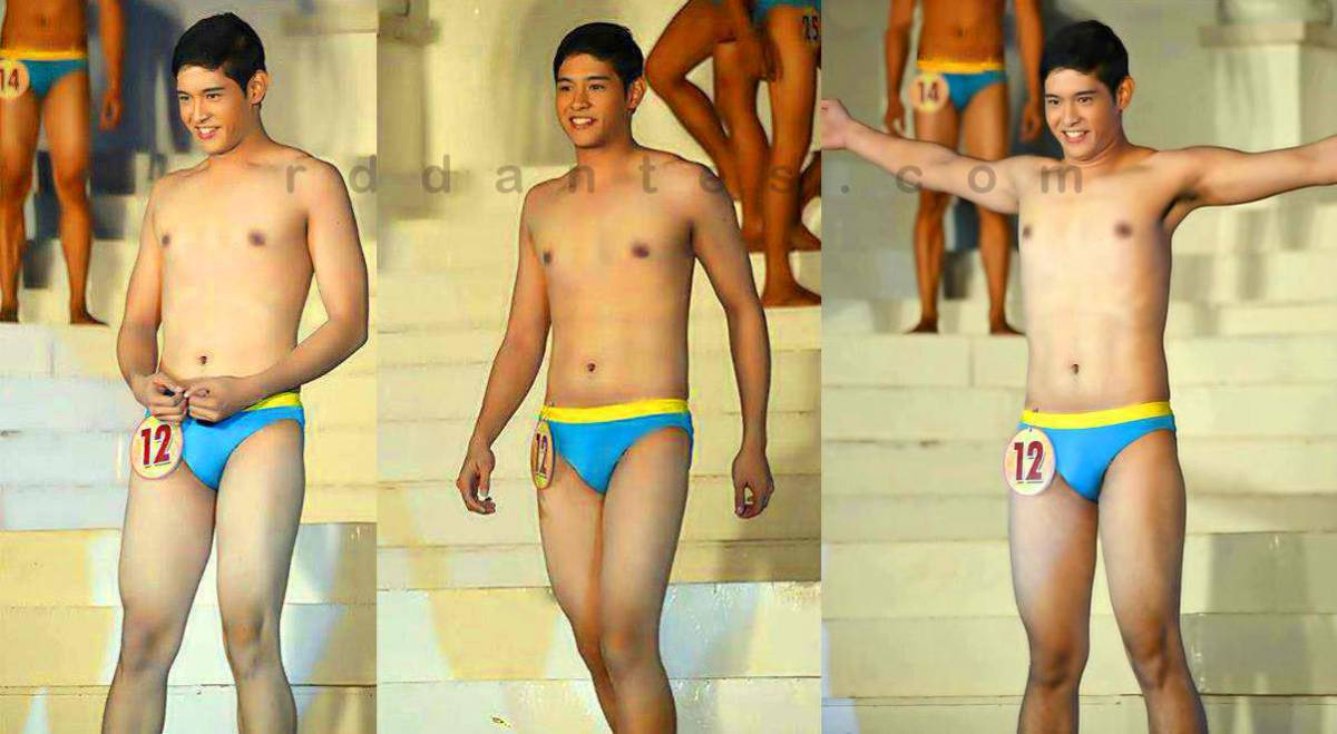 Protégé Season 2 Male Grand Winner Jeric Gonzales' Sexy Photos Circulated in the Net!