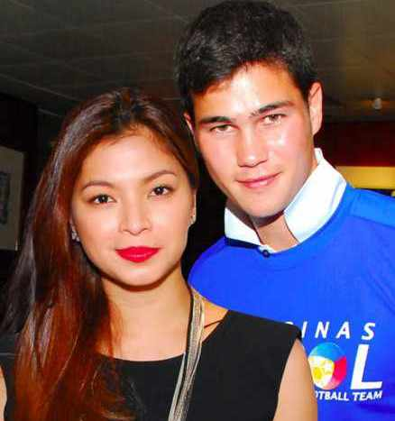 Is it over for Angel Locsin and Phil Younghusband?