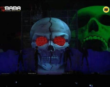 MAMA Awards 2012 Winners Big Bang