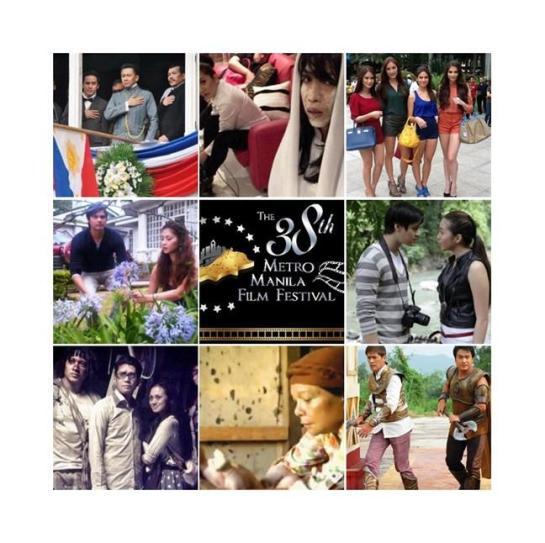 mentro manila film fest 2012 list of movies