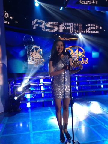 asap 2012 24k gold and platinum circles awards 2012 karylle