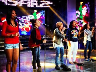 ASAP 2012 CHARICE, KZ, ALLEN, JERRIANE, CHESCA