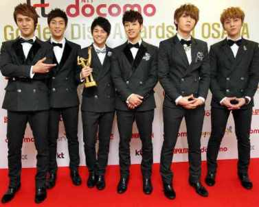 b2st in melon music awards 2012